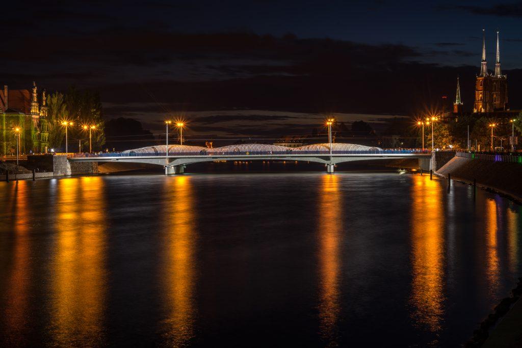 most pokoju wrocław